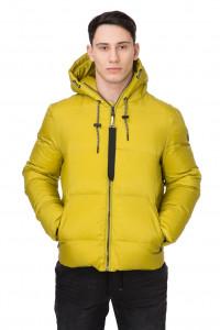 Куртка мужская желтая Reset