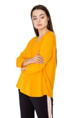 Пуловер женский широкого кроя Rich&Royal 1
