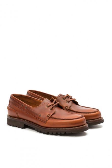 Трексайдеры коричневого цвета Joseph Cheaney & Sons