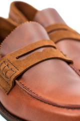 Мужские туфли (лоферы) Mirage коричневого цвета Joseph Cheaney & Sons