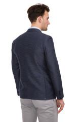 Темно-синий пиджак Cadini 2
