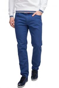 Брюки мужские синего цвета Harmont & Blaine