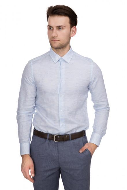 Рубашка мужская голубая Pal Zileri