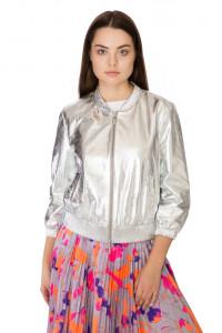 Куртка женская металлик Sfizio