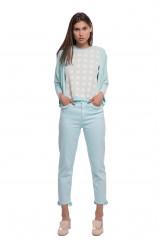 Пуловер женский с рисунком-шахматкой Riani 4