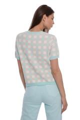 Пуловер женский с рисунком-шахматкой Riani 2