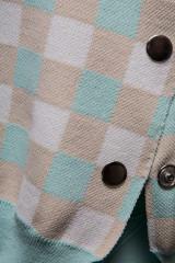 Пуловер женский с рисунком-шахматкой Riani 3