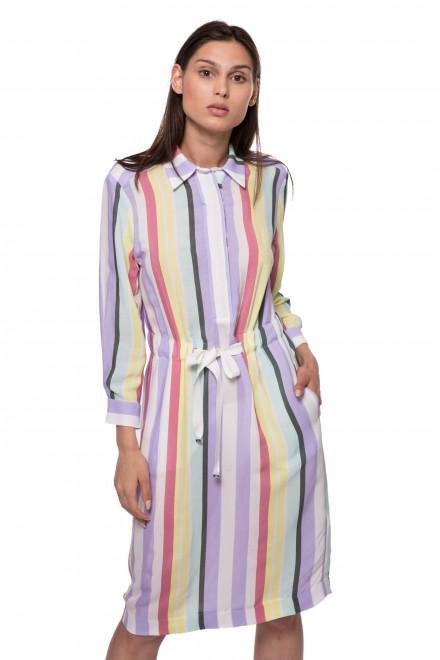 Платье-рубашка женское в полоску Riani