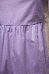 Платье фиолетовое со вставками Riani 3