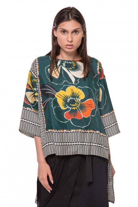 Блуза жіноча вільного крою Beatrice .b