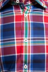 Рубашка мужская в клеточку van Laack 3