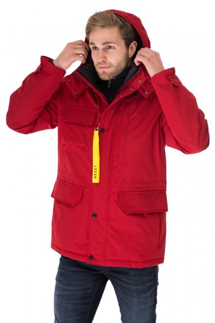 Куртка зимняя красная Reset