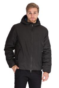 Куртка черная Harmont & Blaine