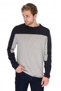 Пуловер мужской двухцветный Blauer.USA