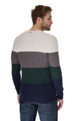 Пуловер мужской трехцветный Antony Morato 2