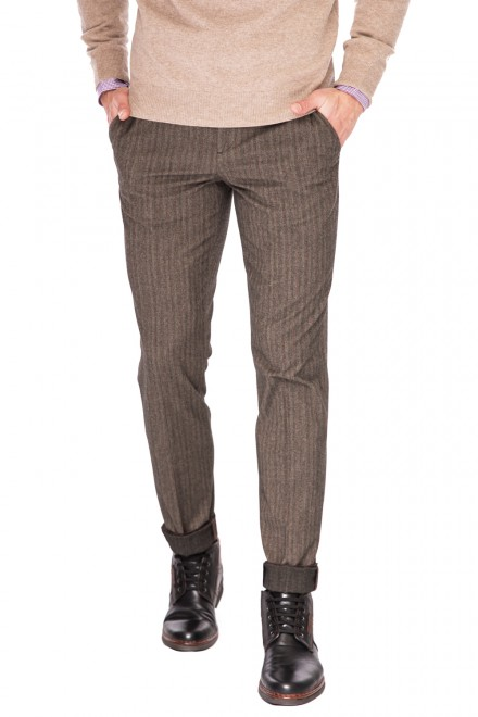 Мужские классические брюки Alberto