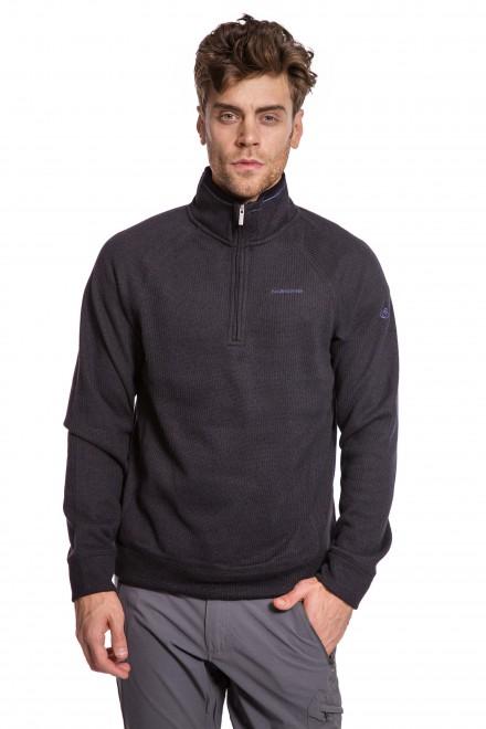 Пуловер чоловічий темно-сірий Craghoppers