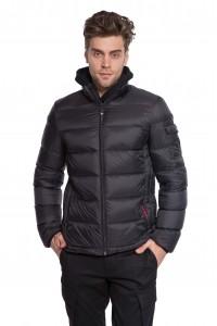 Куртка зимняя черная Lindbergh