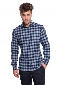 Рубашка мужская из хлопка van Laack