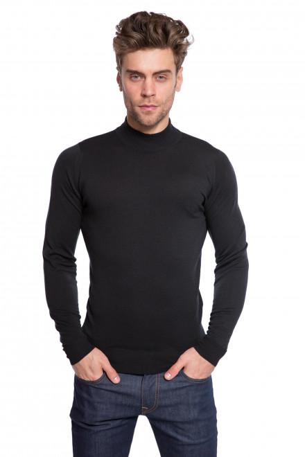 Пуловер черного цвета John Smedley