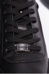 Сникеры черные с символикой Ambitious 5