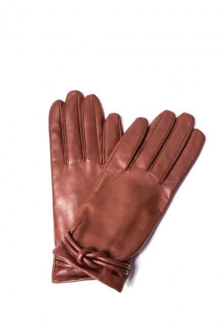Рукавички коричневі  Otto Kesler