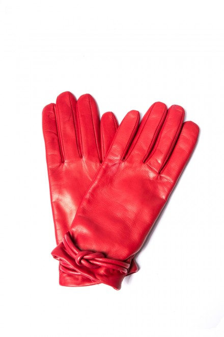 Перчатки  красные Otto Kesler