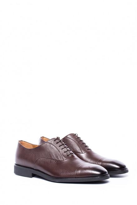 Туфли мужские классические (оксфорды) Dn8 by Moreschi