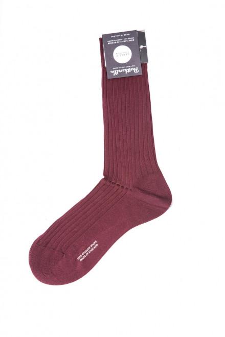 Носки мужские брендовые из мерсеризованного хлопка Pantherella