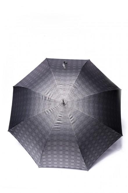 Зонт с плетеной кожаной ручкой Milford Umbrella Pasotti