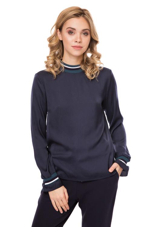 Пуловер женский с круглой горловиной Rich & Royal