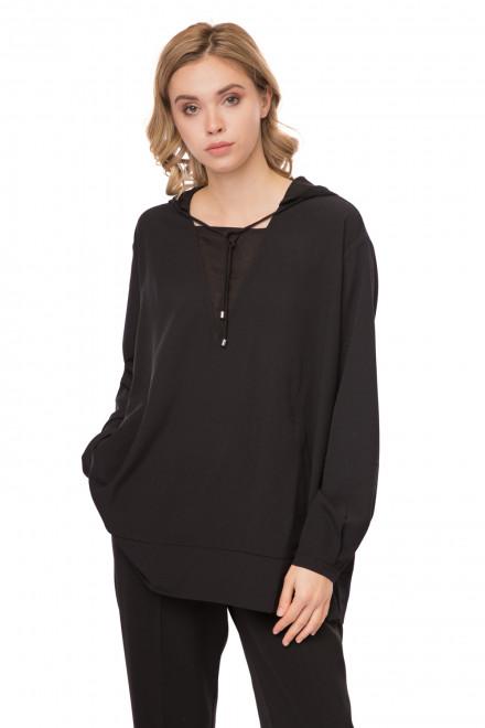 Блуза женская с капюшоном Le Coeur