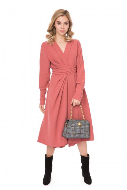 Платье женское с поясом миди Beatrice b