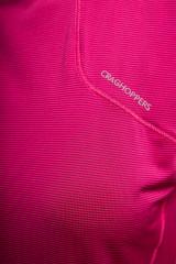 Футболка цвета фуксия  Craghoppers 3