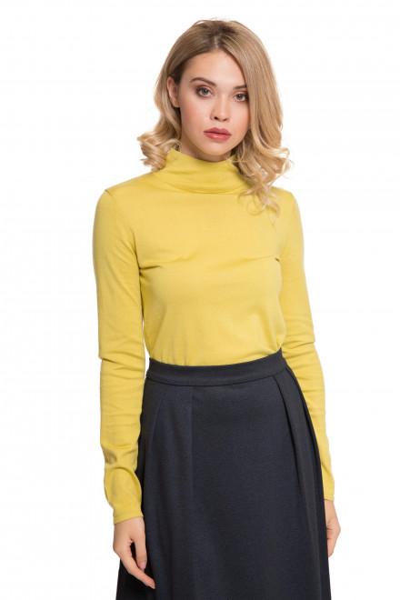 Гольф женский желтый UNQ