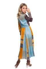 Платье женское в мелкий принт Sfizio 3