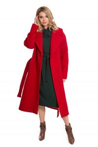 Пальто женское красного цвета Iris Janvier