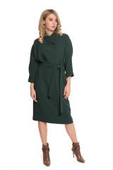 Платье темно-зеленое Iris Janvier 1