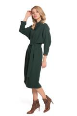 Платье темно-зеленое Iris Janvier 2