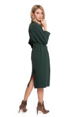Платье темно-зеленое Iris Janvier 3