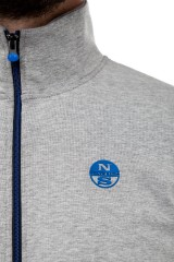 Кардиган мужской серый North Sails 3