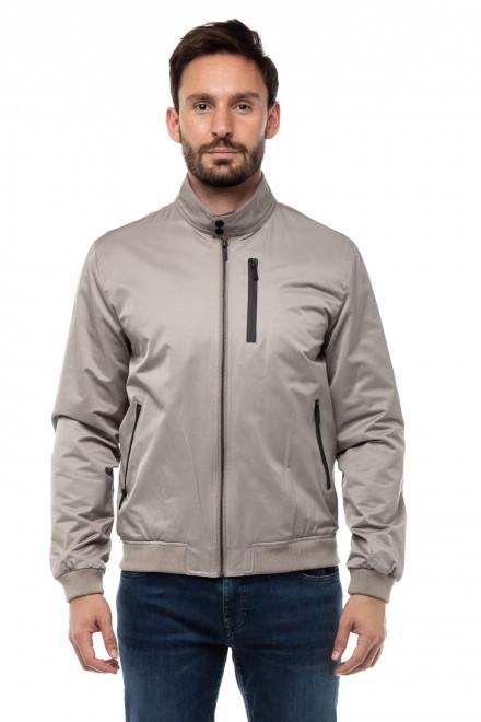 Куртка мужская с воротником-стойка и карманами Lindbergh