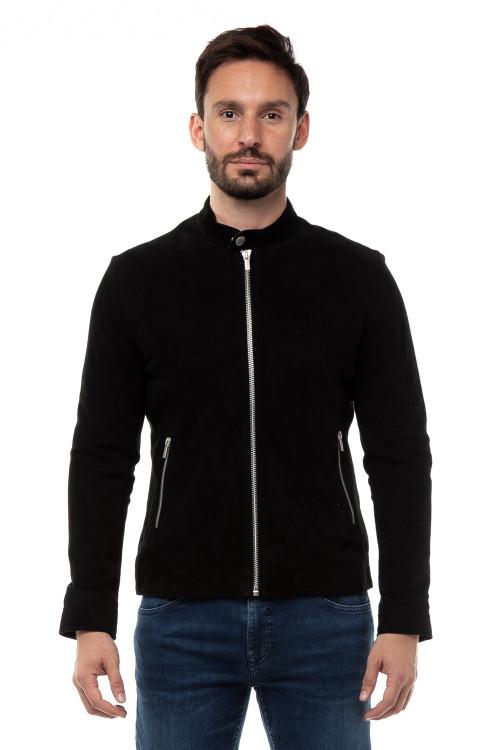Куртка мужская черная Lindbergh