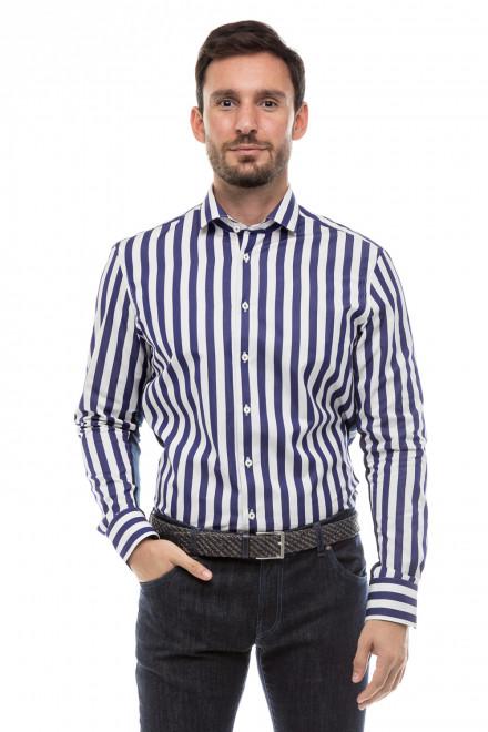 Рубашка мужская полосатая van Laack