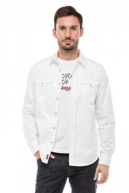 Рубашка мужская из натурального хлопка True Religion
