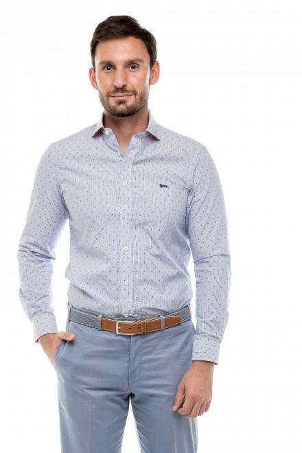 Рубашка мужская с символикой Harmont & Blaine