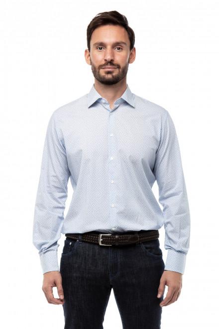 Рубашка мужская в принт пэйсли Delsiena