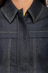 Куртка джинсовая оверсайз UNQ 3