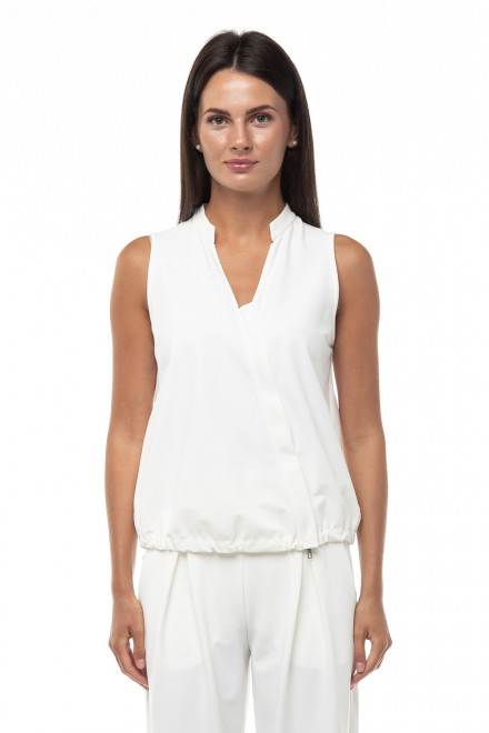 Блуза белая Ania Schierholt