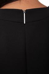 Платье черное на запах Iris Janvier 4